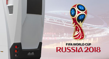AMV Design at 2018 Russia Fifa World cup