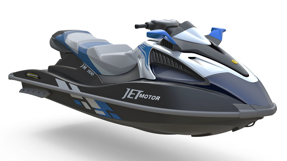 AMV Design  shengqi group sports jet motor 1100 Moto d'acqua